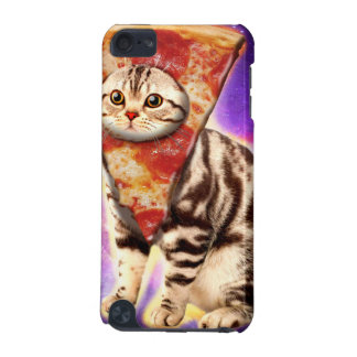 Cat pizza - cat space - cat memes iPod touch (5th generation) cases