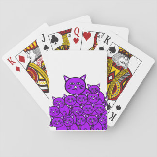 Cat Playing Card Deck