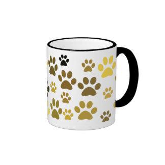 Cat Print Coffee Mug