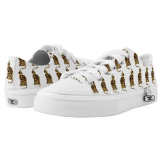 Cat Printed Shoes