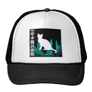 CAT PRODUCTS MESH HATS