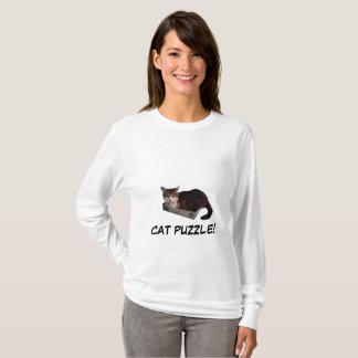 Cat puzzle 1000 pieces T-Shirt