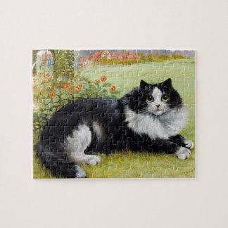 Cat Puzzle, Louis Wain Cats Jigsaw Puzzle