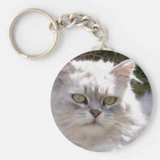 Cat (Ragamuffin) Key Ring