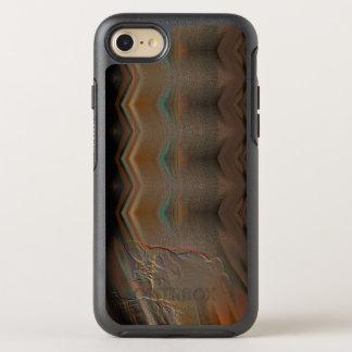 Cat Relief Desert Dust Drift Away OtterBox Symmetry iPhone 8/7 Case
