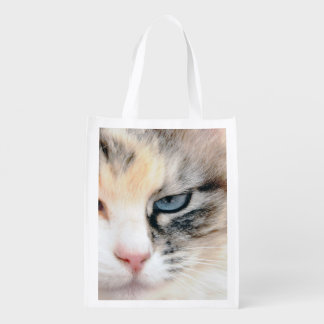Cat Grocery Bags