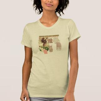 cat s lady- girl t-shirt