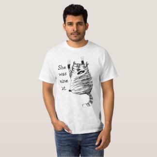 Cat Scratch Jealousy T-Shirt