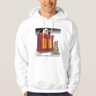 Cat Sentenced to 9 Consecutive Life Terms Hoodie