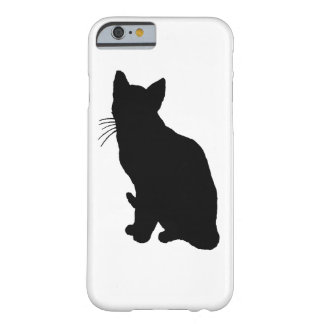 Cat Silhouette Barely There iPhone 6 Case