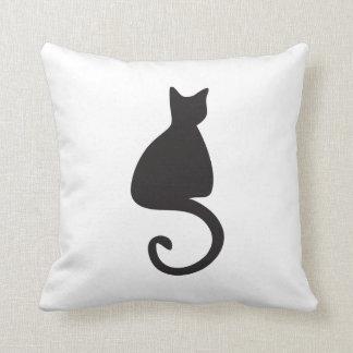 Cat Silhouette Cushions