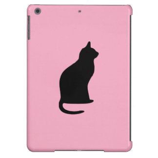 """""""Cat silhouette"""" iPad Air, Barely case iPad Air Cover"""
