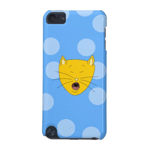 Cat Singing. iPod Touch 5G Cover