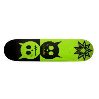 Cat Skateboard