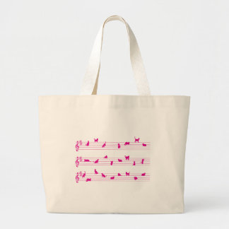 Cat Song Tote