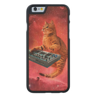 cat sounds - cat - funny cats - cat memes carved maple iPhone 6 case
