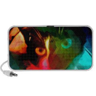 cat iPhone speakers
