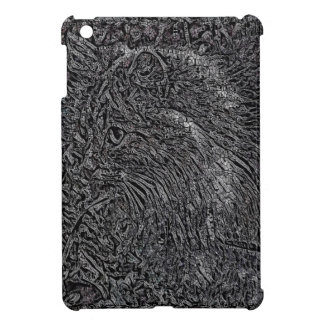 Cat Stained Glass Style iPad Mini Cases