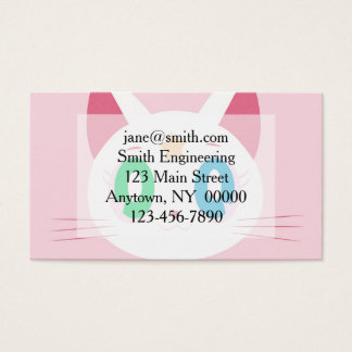 CAT STAR BUSINESS CARD
