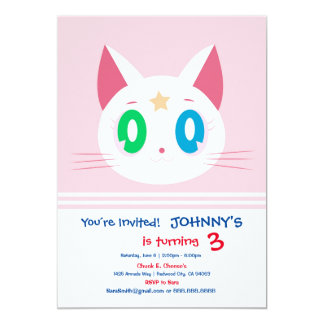 CAT STAR CARD