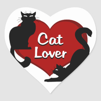 Cat Stickers Fun Cat Lover Stickers & Gifts