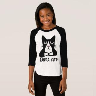 CAT t-shirts for Kids, PANDA KITTY