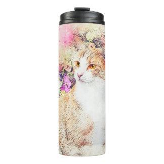Cat Thermal Tumbler