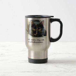 CAT - Titude Coffee Mug