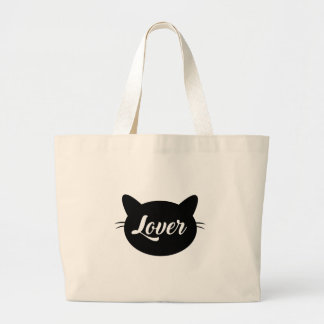 Cat To coil Large Tote Bag