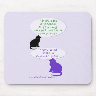 Cat-toons Mousepads