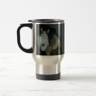 Cat Travel Commuter Mug
