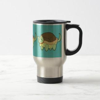Cat Turtle Mug