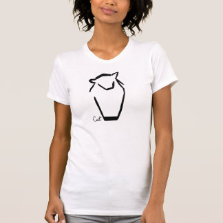 Cat Two side T-Shirt