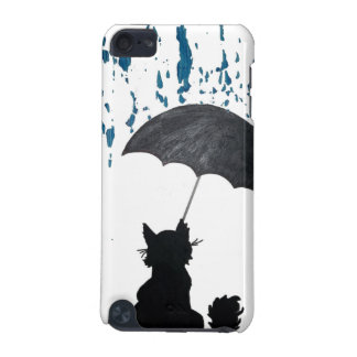 Cat Under Umbrella iPod Touch 5G Cover