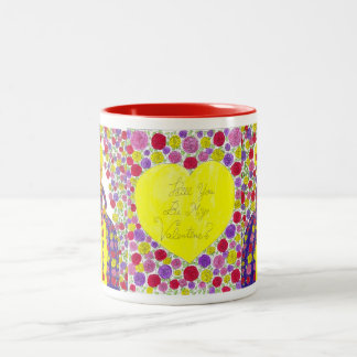 Cat Valentine - Two-tone Mug