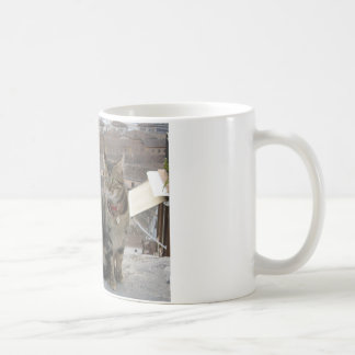 Cat White 325 ml  Classic White Mug