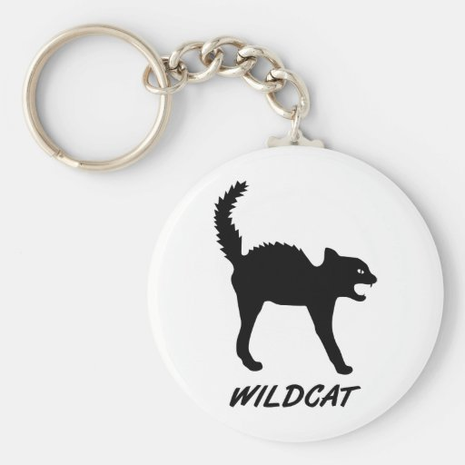 cat wild cat kätzchen mieze cat pussy wildcat m key chain