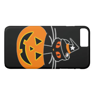 Cat Witch Halloween set iPhone 8 Plus/7 Plus Case