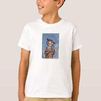 Cat With A Cigar T-Shirt