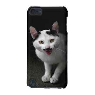 Cat with Mustache iPod Touch 5G Covers