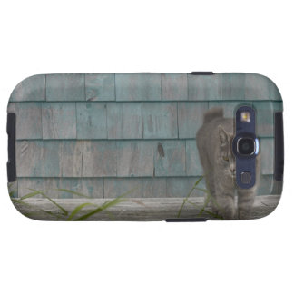 Cat with no tail samsung galaxy s3 covers