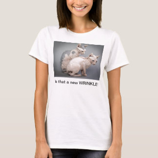Cat with wrinkles T-Shirt