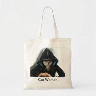 Cat Woman Bag