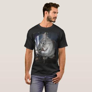 Cat_Yucky_Face_Mens_Tshirt T-Shirt