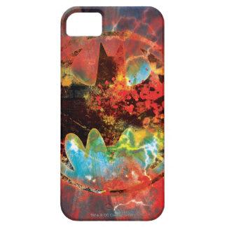 Cataclysmic Bat Logo Case For The iPhone 5