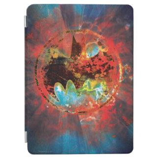 Cataclysmic Bat Logo iPad Air Cover