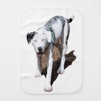 Catahoula Cur Burp Cloth