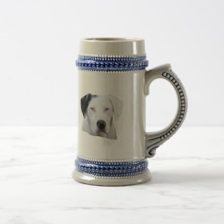 Catahoula Hound Dog Beer Stein