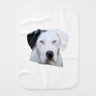 Catahoula Hound Dog Burp Cloth