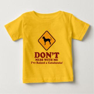 Catahoula Leopard Dog Baby T-Shirt